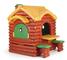 Famosa 800002884 - Feber Woodland Cottage Casetta da Gioco con Suoni