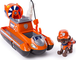 Paw Patrol Zuma Zuma's Ultimate Hovercraft with Moving Propellers Rescue Hook, for Ages 3...