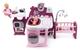 Smoby- Baby Nurse Centro Gioco per Bambole 23 Accessori, Colore, 7600220349