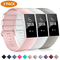 Jiamus - Cinturino di ricambio per Fitbit Charge 3, Fitbit Charge 4, classico e sportivo,...