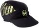 Buff R-Flash Logo, Cappello Unisex – Adulto, Black, Taglia XL