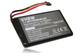 vhbw Batteria Li-Ion 1100mAh (3.7V) per navigatore GPS TomTom XXL 540, XXL 540S come P11P2...