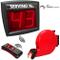 MYTURN Sistema ELIMINACODE rosso, senza Fili Radio Wireless Kit Completo.Display Due CIFRE...