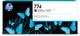 Hewlett Packard P2W02A Inchiostro Rosso Cromato Hp774 Adatto a Dnjz68 775 ml