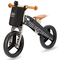 Kinderkraft Bicicletta in Legno RUNNER, Bici Senza Pedali, Sella Regolabile, Accessori, pe...