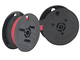 Nastro - nero/rosso - Compatibile con Olympia CPD 5212 -Bobine nastro Compatibile con Olym...