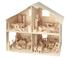 Pebaro 880 - Casa delle Bambole ammobiliata