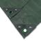 NOOR, Telone da Esterni in Polipropilene e polietilene, Colore: Verde, 3 x 4 m