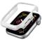Spigen Thin Fit Compatibile con Apple Watch Custodia per 44mm Serie 5 / Serie 4 - Bianco