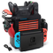 YUANHOT Compatibile con Nintendo Switch Dock di ricarica, All-in-One Storage & Charger Sta...
