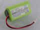 Batteria vhbw NiMH 2000mAh (3.6V) per aspirapolvere, scopa elettrica Euro-Pro Shark V1705,...