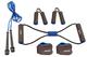 Schreuders Sport Avento Acciaio 6Parti Fitness Set, Unisex, 41VE-GRB-Uni, Grey/Cobalt Blu...