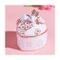 Buone Vacanze Coniglio sveglio Jewelry Box for Ring / orecchino, a forma di cuore creativo...