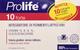 Prolife Vzdt032 10 Forte Capsule - Integratore con 10 Miliardi di Probiotici (Fermenti Lat...