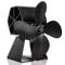 HkFcle Stufa Fan aggiornamenti for Funzionamento Silenzioso, a Quattro Pale Riscaldamento,...
