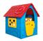 DOHANY 456 Casetta giocattolo per interni ed esterni, casetta da giardino per bambini dai...