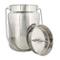 Contenitore per la conservazione di latte/olio/ghi di acciaio inossidabile WhopperIndia, 5...