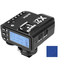 Godox X2T-F TTL Wireless Flash Trigger per Fujifilm Fuji, connessione Bluetooth, per Godox...