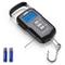Dr.meter Bilancia Digitale Pesa Bagaglio Valigie, Bilancia da Pesca 50kg/110lb con Nastro...