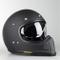 Shoei Ex-Zero Opaco Nero Integrale Motociclo Casco Taglia S