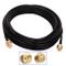 GTIWUNG Cavo Prolunga Antenna, Antenna Extension Cable SMA 5m, RP-SMA Connettore Antenna,...
