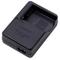 Fujifilm BC-W126S Caricabatteria per Batteria Fujifilm NP-W126S e NP-W126, Nero