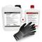 Resina Epossidica Transparente 4,5kg Bicomponente A+B | Transparente Effetto Acqua per cre...