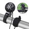 Hootracker Bicicletta Bell,4 modalità Suono per Monopattino, USB Mini Bicicletta Manubrio...