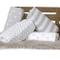 CuddleBug Mussole Neonato Pacco da 4 - Copertina neonato leggera disponibile in 4 design -...