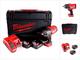 Milwaukee 00 Fuel M18 FHIWF12-502X-2-Batterie 5,0 Ah-1 M12-18FC 4933459696, colore: Rosso,...