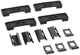Thule 121189 - Kit di Montaggio per Rapid System, Compatibile con Piedi per Barre portatut...