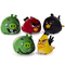 Angry Birds 6027796 - Bambola Rollers