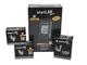 smartLAB genie Misuratore glicemia per il diabete | pacchetto con 100 strisce glicemia e 1...