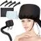 DECARETA Casco Asciugacapelli Portatile Cuffia Termica per phon Diametro 3.5-4.5 cm Cuffia...