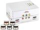 Hellma 70101740 Darbo-Confetti in Mini Vetro, Confezione di Cartone, Bianco