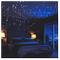 LIDERSTAR, adesivi murali che brillano al buio. Luna e 252 per creare cielo stellato, rega...