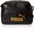 PUMA Wmn Core Up Reporter, Borsa a Tracolla Donna, Black/Gold, Taglia Unica
