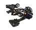 Shimano XTR RD-M9000-Cambio Posteriore Shadow RD+ GS, 11 Velocità, 211 grammi