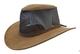 Kakadu Traders Gibson - Cappello in pelle con rete di ventilazione, prodotto in Australia...