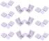 LitaElek 4 pin Connettore angolare LED Strip L Figura RGB Connettore Angolo L-forma Connet...