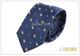 AdronQ Cravatta Jacquard Intrecciata Cravatta Uomo Business Classico Cravatta Moda Poliest...