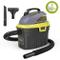 Aspiratore Solidi-Liquidi, AUTLEAD 1000W Aspirapolvere portatile da 12L con 2 ugelli, sile...