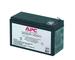 APC RBC17 - Pacco batterie sostitutive per UPS APC - BE700G-IT, BK650EI, BX950UI, BX950U-G...