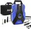 Akface Compressore Portatile per Auto,12v Gonfiatore Pneumatici Auto,Con Display Digitale...