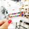YCHBUBBLE 2pcs- accessori per capelli di cristallo ovali rotondi geometrici di lusso color...
