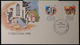 Australia 1981 FDC christmas good used first day cover christmas religion JandRStamps 1403...