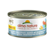 Almo Nature Hfc Cat Wet Food Completo con sgombro & Patate–Confezione da 24x 70g Tins