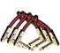 "Asmuse Cavi Patch per Chitarra 1/4"" 6.3mm TS Mono Jack Spirale Silenziosità Pedali Cavo pe..."