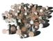 Paradiso con strass ca. 100 pezzi pietre preziose 8 mm quarzo rosa Howlit cristallo di roc...
