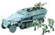 Tamiya 300035020 - Carro Armato della II Guerra Mondiale Sdkfz.251/1 Hanomag (5), Scala: 1...